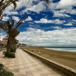 paseo playa port saplaya