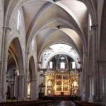Valencia Catedral, interieur
